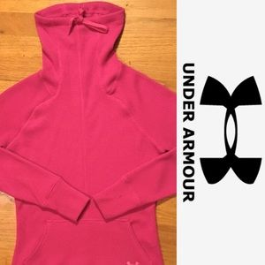 Under Armour Waffle Knit Cowl Neck